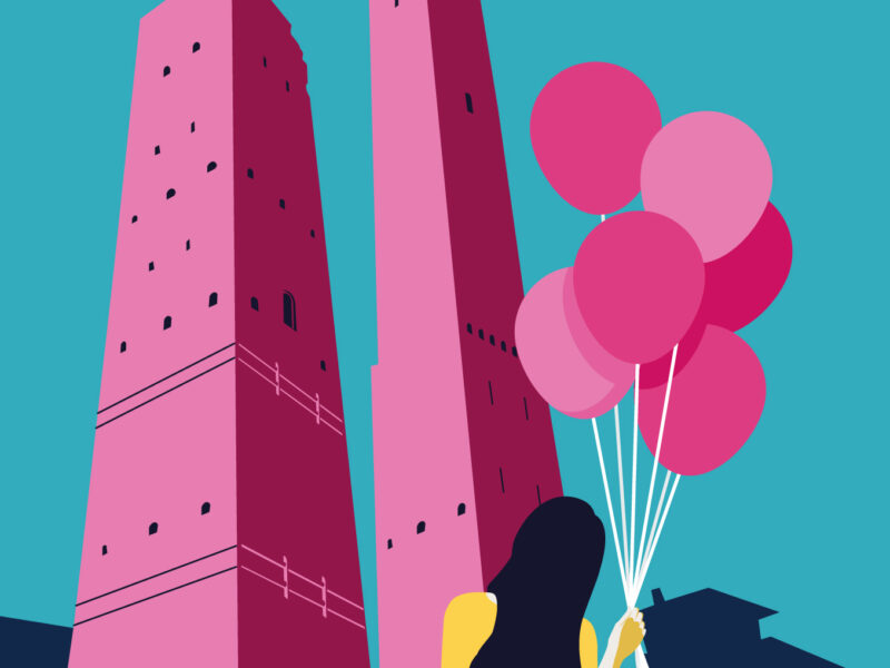 Copertina libro - Bologna Like Me (Le guide scritte dai blogger)