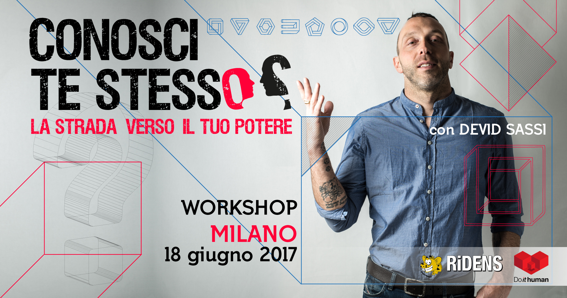 Devid Sassi workshop milano